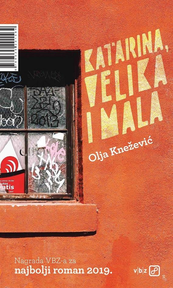 Olja Knežević dobitnica V.B.Z. književne nagrade za najbolji neobjavljeni roman 2019. godine