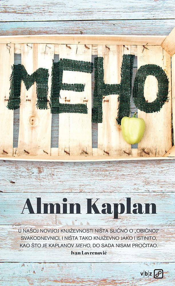 Predstavljanje romana 'Meho' u Klubu Botaničar