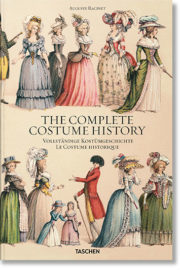 Complete costume history