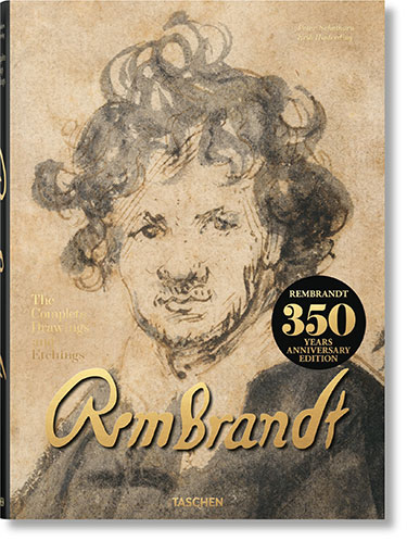 Rembrandt complete drawings