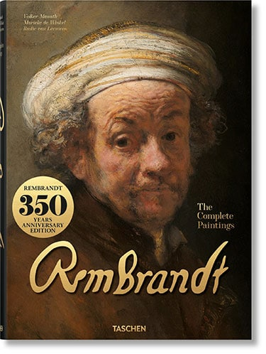 Rembrandt complete paintings