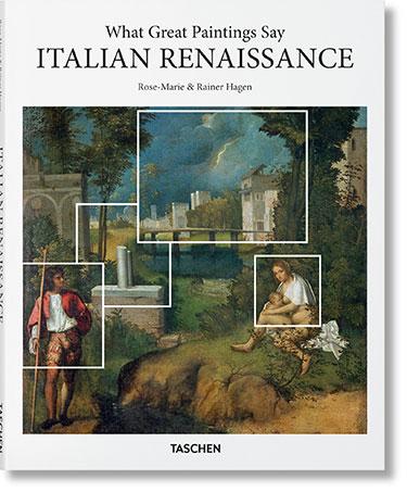 What great paintings say, Italian renaissance