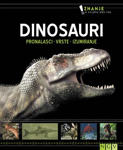 Dinosauri - znanje o svijetu oko nas