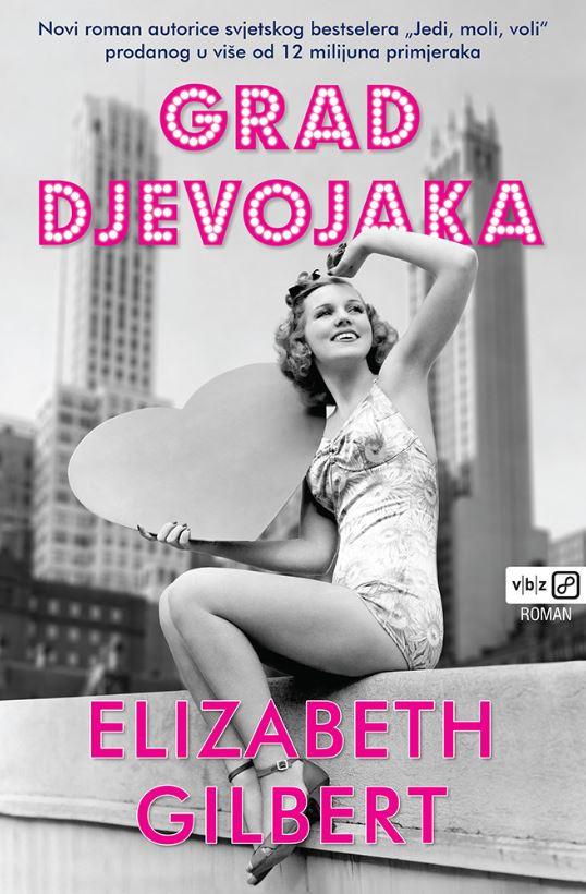knjiga grad djevojaka