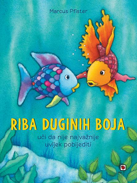 Riba duginih boja uči da nije najvažnije uvijek pobjediti_naslovnica