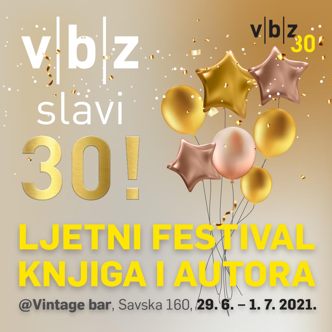 ljetni festival knjiga VBZ SLAVI
