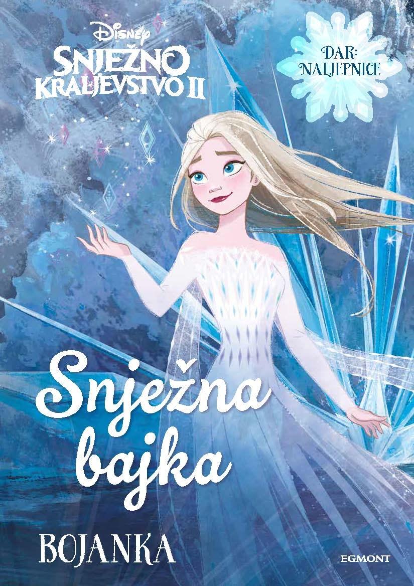 Frozen - Snježna bajka bojanka