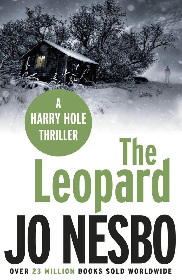 The Leopard Harry Hole 8