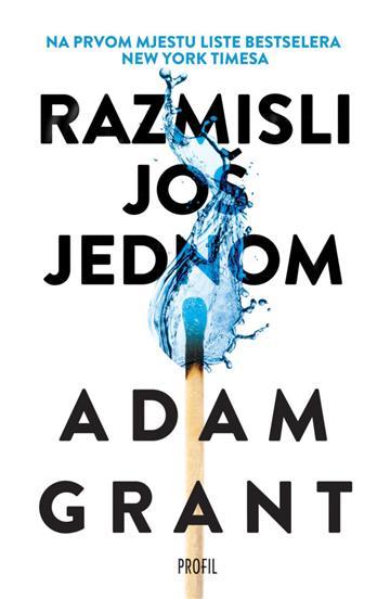 Adam Grant Razmisli još jednom