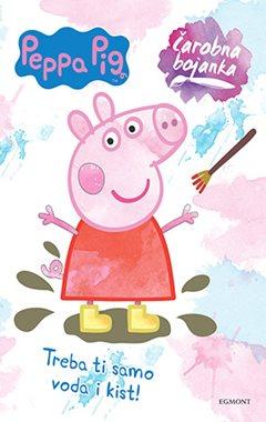 Peppa Pig Čarobna bojanka