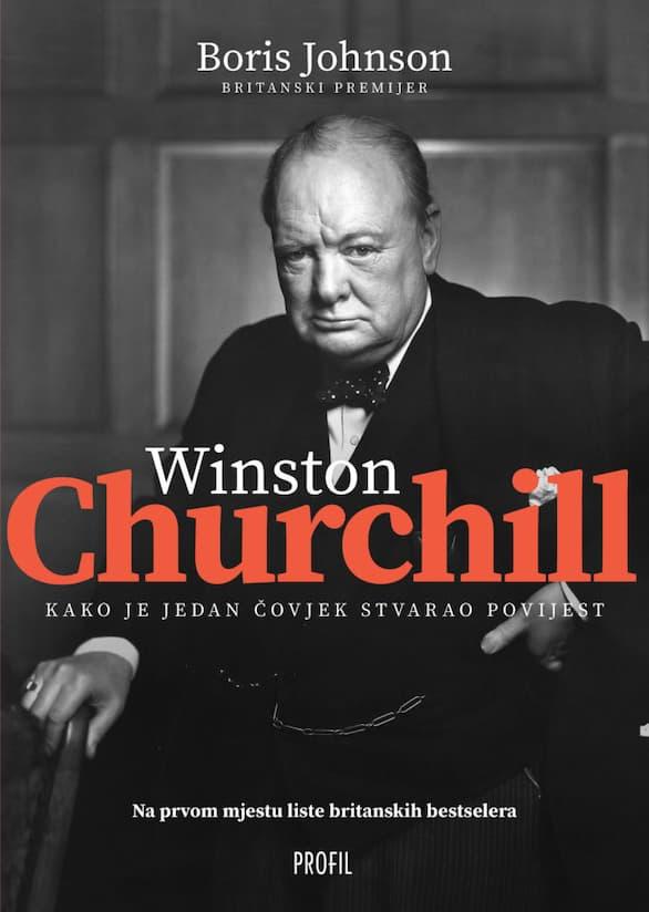 Winston Churchill - Kako je jedan čovjek stvarao povijest profil