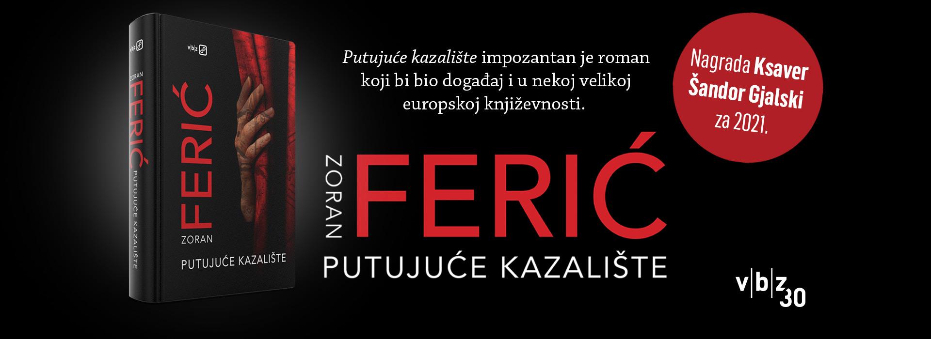 PUTUJUĆE KAZALIŠTE Ferić Zoran
